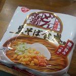 日清どん兵衛 生そば食感袋麺