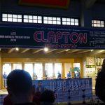 クラプトンのライブを見に東京に行ってきた その1