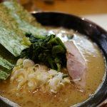家系ラーメン「英(ひで)」~福井市の蕎麦屋「その字」