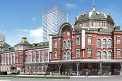 赤レンガ駅舎