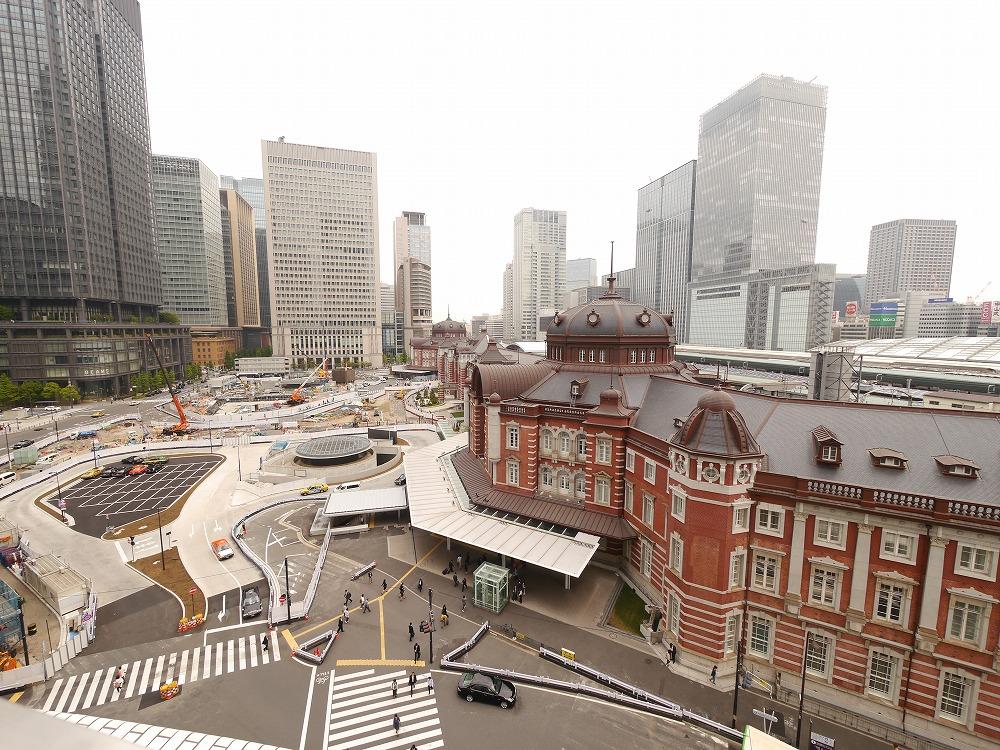 東京駅周辺を散歩してみた
