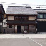 武生の蕎麦屋「うるしや」に行ってきた