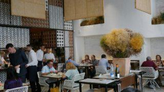 アーティスティックなレストラン「ディスフルタール」に行ってきた